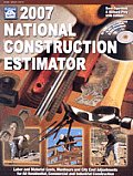 National Construction Estimator (National Construction Estimator) Cover