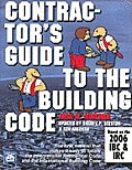 Conctractor's Guide to the Building Code 2006