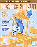Contractor's Guide to QuickBooks Pro 2009