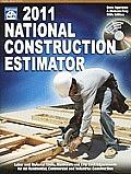 2011 National Construction Estimator