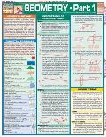 Geometry Part 1 Laminate Reference Chart Segments Lines Planes Geometric Formulas