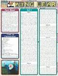 King Lear Laminate Reference Chart (Shakespeare Series)