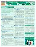 Becoming a Doctor Laminate Reference Chart (Academic / Medical-Wellness)
