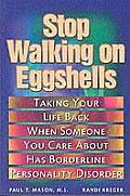 Stop Walking on Eggshells Cover
