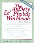 Anxiety &amp; Phobia Workbook 3RD Edition Cover
