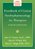 Handbook of Clinical Psychopharmacology for Therapists (Handbook of Clinical Psychopharmacology for Therapists)