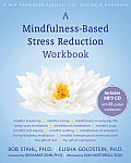 A Mindfulness-Based Stress Reduction Workbook [With CD (Audio)] Cover