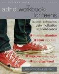 The ADHD Workbook for Teens: Activities to Help You Gain Motivation and Confidence (Instant Help Book for Teens)