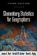 Elementary Statistics for Geographers 3rd Edition