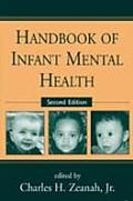 Handbook of Infant Mental Health Second Edition