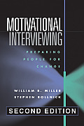 Motivational Interviewing : Preparing People for Change (2ND 02 - Old Edition) Cover