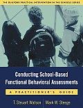 Conducting School Based Functional Behav