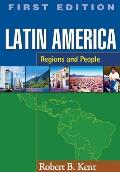 Latin America : Regions and People (06 Edition) Cover