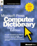 Microsoft Press Computer Dictionary 3rd Edition