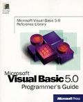 Microsoft Visual Basic 5.0 Programmers Guide