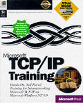 TCP/IP for Microsoft Windows NT with CDROM and Book