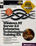 Microsoft Windows NT Server Enterprise Training with CDROM