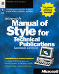 Microsoft Manual of Style for Technical Pub 2ND Edition