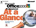 Microsoft Office 2000 Professional at a Glance