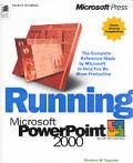 Running Microsoft PowerPoint 2000