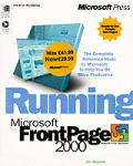 Running: Running Microsoft FrontPage 2000 with CDROM