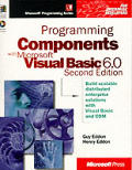 Programming Components with Microsoft Visual Basic 6.0 with CDROM