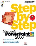 Microsoft PowerPoint 2000 Step by Step with CDROM (Step by Step)