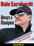Dale Earnhardt: Always a Champion Cover