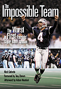 Impossible Team The Worst to First 2001 Patriots Super Bowl Season