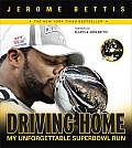 Driving Home My Unforgettable Super Bowl Run with DVD