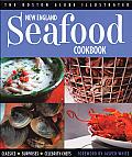 New England Seafood Cookbook: The Boston Globe Illustrated