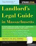 Landlord's Legal Guide in Massachusetts, 3e (Landlord's Legal Guide in Massachusetts)