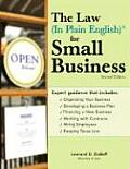 The Law (in Plain English)(R) for Small Business