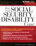 Win Your Social Security Disability Case Advance Your SSD Claim & Receive the Benefits You Deserve