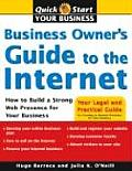 Business Owners Guide to the Internet How to Build a Strong Web Presence for Your Business