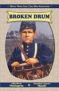 White Mane Kids #0003: Broken Drum