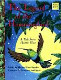 Legend of the Hummingbird A Tale from Puerto Rico