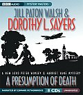 A Presumption of Death (Audio Editions Mystery Masters)