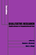 Qualitative Research : Applications in Organizational Life (2ND 01 Edition)