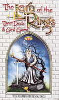 Lord Of The Rings Tarot Card Deck 33