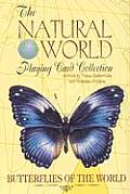 Butterflies of the World Playing Cards (Natural World Playing Card Collection)