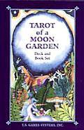 Tarot of Moon Garden Deck & Book Set: 78-Card Deck with Book