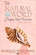 Seashells of the World Playing Cards (Natural World Playing Card Collection)