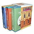 Authors Bookcase Card Game