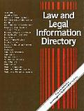 Law & Legal Information Directory
