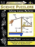 Science Puzzlers Grades 4 8