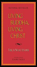 Living Buddha, Living Christ Cover
