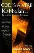 God is a Verb Kabbalah & the Practice of Mystical Judaism