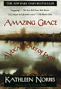 Amazing Grace: A Vocabulary of Faith Cover