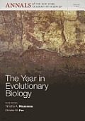 The Year in Evolutionary Biology 2013, Volume 1289